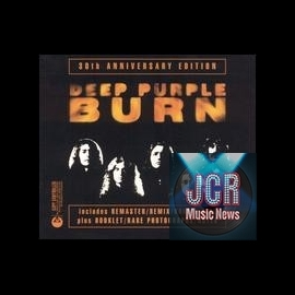 Burn: 30th Anniversary Edition [ + 4 Bonus Tracks]