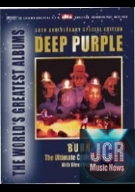 Inside The Music Series - Deep Purple - BURN (DVD IMPORT ZONE 2)
