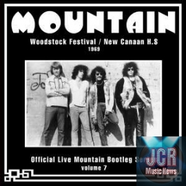 Official Live Mountain Bootleg Series Volume 7: Woodstock Festival / New Canaan H.S 1969
