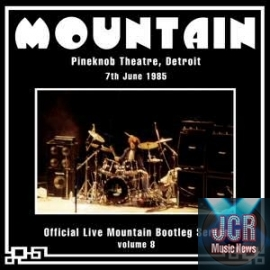 Official Live Mountain Bootleg Series Volume 8: Pineknob Theater, Detroit, Michigan, 7 June 1995