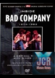 Inside the Music Series - Bad Company 1974 - 1982 (DVD IMPORT ZONE 2)