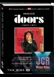 Inside the Doors - 1967 - 1971 A Critical Review (2 DVD + LIVRE)
