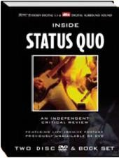 Inside the Music Series - Inside Status Quo (2 DVD IMPORT ZONE 2 + LIVRE)