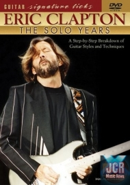 Clapton Solo Years (DVD IMPORT ZONE 1)
