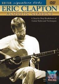 Clapton Acoustic (DVD IMPORT ZONE 1)