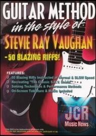 In the Style of Stevie Ray Vaughan - 50 Blazing Riffs (DVD IMPORT ZONE 1)