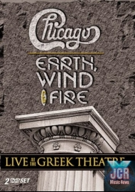 with Earth, Wind & Fire: Live At the Greek (2 DVD IMPORT ZONE 2)
