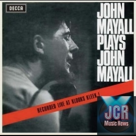 Plays John Mayall Live At Klooks Kleek!