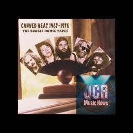 Canned Heat 1967-1976: The Boogie House Tapes (2 CD)