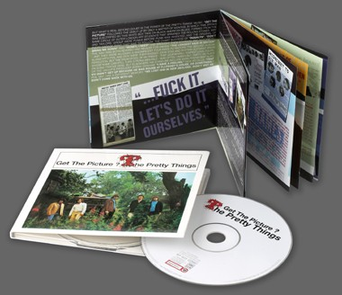 Get the Picture (Digipack + 7 bonus tracks)