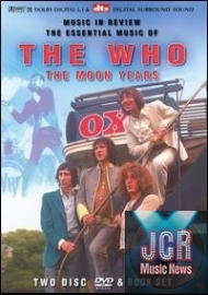 The Moon Years (2 DVD IMPORT ZONE 2 + LIVRE)