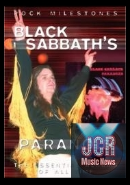 Black Sabbath's Paranoid - Rock Milestones (DVD IMPORT ZONE 2)