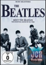 Music Milestones: The Beatles - Meet the Beatles (DVD IMPORT ZONE 2)