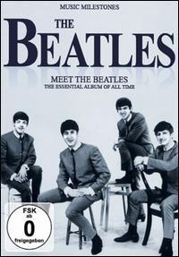 Music Milestones: The Beatles - Meet the Beatles (DVD IMPORT ZONE 2)