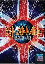 Rock of Ages: The Definitive Collection (DVD IMPORT ZONE 1)
