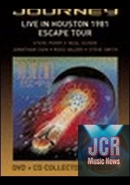 Live in Houston 1981: The Escape Tour (DVD IMPORT ZONE 2)