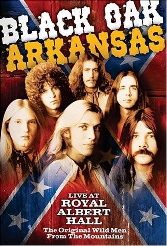 Black Oak Arkansas Live At Royal Albert Hall Dvd Import Zone 1