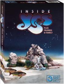Inside Yes plus Friends and Family (3 DVD IMPORT ZONE 2)