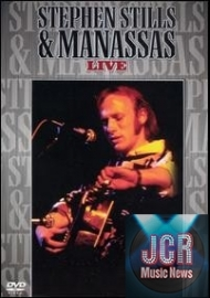 Stephen Stills & Manassas LIVE (DVD IMPORT ZONE 1)