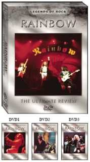 The Ultimate Collection (3 DVD IMPORT ZONE 2)