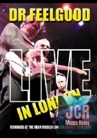 Recorded live at The Mean Fiddler, London on August 20th 2005 (DVD IMPORT ZONE 2)