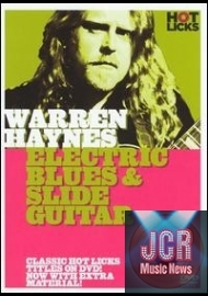 Electric Blues & Slide Guitar (DVD IMPORT ZONE 1)