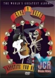 Guns 'N' Roses Appetite for Destruction (DVD IMPORT ZONE 2)