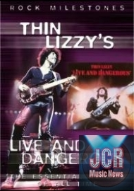 Thin Lizzy's Live and Dangerous (DVD IMPORT ZONE 2)