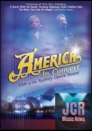 America Live at the Sydney Opera House (DVD IMPORT ZONE 2)
