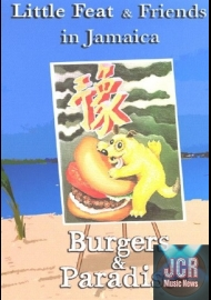 Little Feat And Friends In Jamaica: Burgers And Paradise [2 DVD IMPORT ZONE 1]
