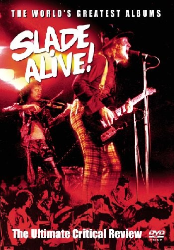 Slade Alive ! The Ultimate Critical Review (DVD IMPORT ZONE 2)