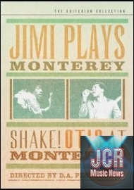 Jimi Plays Monterey/Shake! Otis at Monterey [2 DVD IMPORT ZONE 1]