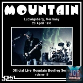 Official Live Mountain Bootleg Series Volume 15: Ludwigsberg, Germany 28 April 1996