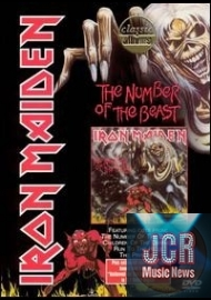 The Number Of The Beast (DVD COFFRET IMPORT ZONE 2)