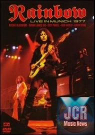 Live in Munich 1977 (DVD IMPORT ZONE 2)