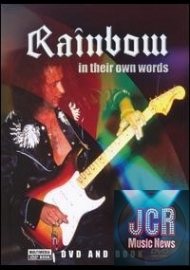 In Their Own Words(2 DVD IMPORT ZONE 2 + livre)