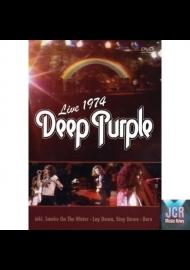 Live 1974 (DVD IMPORT ZONE 2)