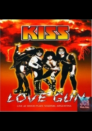 Love Gun Live Argentina (DVD IMPORT ZONE 2)