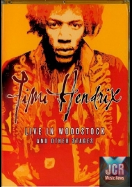Live In Woodstock & other Stages (DVD IMPORT ZONE 2)