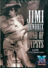 Band Of Gypsies Live At Fillmore East (DVD IMPORT ZONE 2)