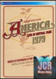 America: Live in Central Park 1979 (DVD IMPORT ZONE 1)