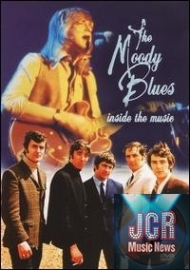 Classic Rock Legends: The Moody Blues - Inside the Music (DVD IMPORT ZONE 2)