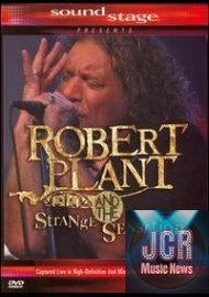 Robert Plant & The Strange Sensation (DVD IMPORT ZONE 2)