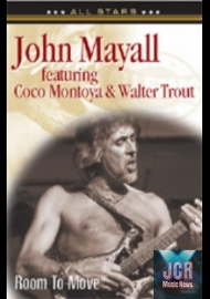 John Mayall Featuring Coco Montoya And Walter Trout: Room To Move(DVD IMPORT ZONE 2)