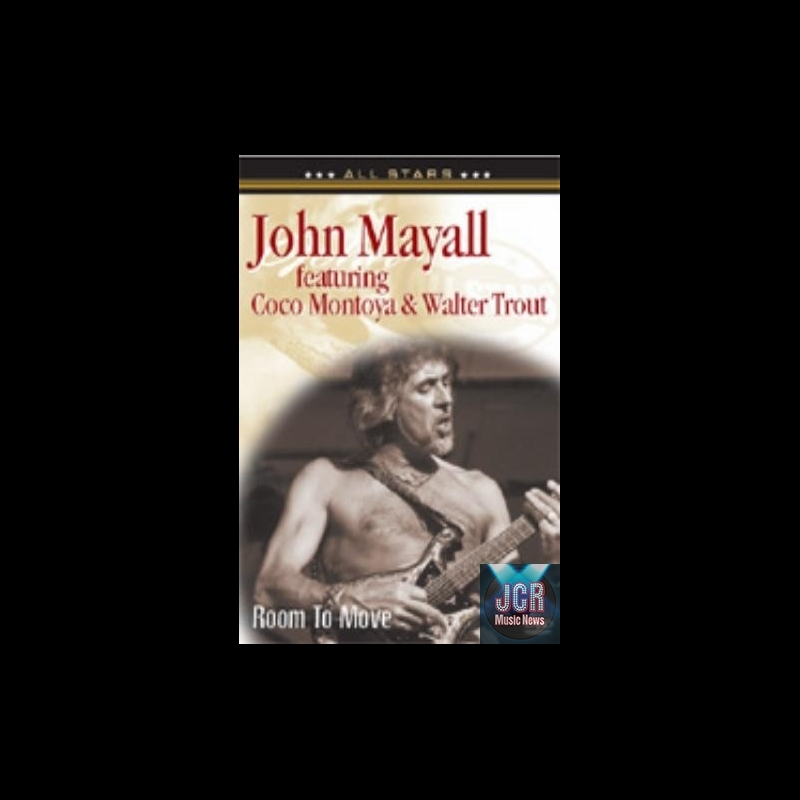 John Mayall Featuring Jack Bruce - Primal Solos