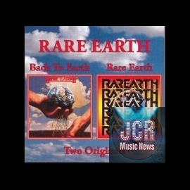 Rare Earth & Back To Earth