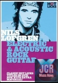 Electric and Acoustic Rock Guitar (DVD IMPORT ZONE 1)