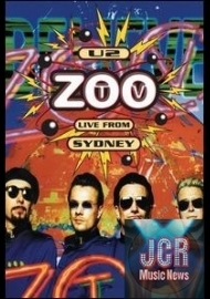 Zoo TV Live from Sydney (DVD IMPORT ZONE 2)