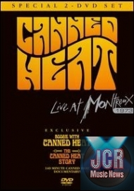 Boogie With Canned Heat: The Canned Heat Story (DVD IMPORT ZONE 2)