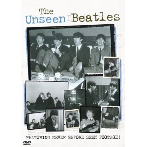 The Unseen Beatles (DVD IMPORT ZONE 2)